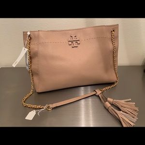 Tory Burch McGraw Sloughy tote